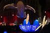 Ballet (Atreides59) Tags: lyon rhône rhone nuit night festival fete fête light lights fêtedeslumières lumières lumieres lumière lumiere bleu blue fontaine fountain rouge red urban urbain street people pentaxart pentax k30 k 30 atreides atreides59 cedriclafrance