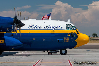 161763 USMC Fat Albert | Lockheed C130T Hercules | Natrona County International Airport