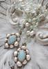N-4783, N-4784 (Kotomi_) Tags: kotomijewellery kotomicreations kotomiyamamura jewellery jewelry ss2018 newollection springsummer 2018 necklace polymerclay semipreciousstone naturalstone