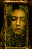 Anastasia (4) (Hans Dethmers) Tags: rood vrouw woman frau beauty art portrait portret porträt