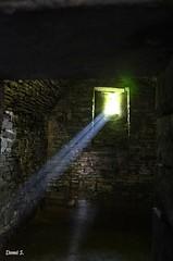 La prison (miniquesk) Tags: prison abbaye villerslaville vieux halo histoire photos photographer