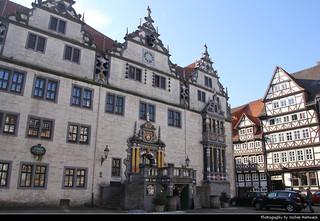 Rathaus, Hannoversch Münden, Germany