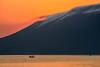 Misty (alexring) Tags: lefkada island greece ionian sea dawn sunrise fishing boat mountain nikon d750 alexring