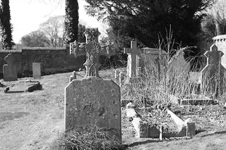 Family grave of Charles and Mary Selby