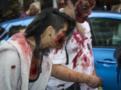Zombie Walk 2017-18