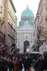 Kohlmarkt (*Sharif*) Tags: vienna outdoor austria kohlmarkt hofburg daylight