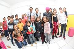 Em todas as Igrejas Mundial do Poder de Deus é disponibilizado um setor só para crianças de um até nove anos, é o Geração Kids Mundial.  Essa foto foi na IMPD em Teresópolis, região serrana do Rio de Janeiro.