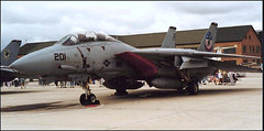 GRUMMAN F-14A TOMCAT 159863 (Fleet flyer) Tags: grummanf14atomcat159863 grummanf14atomcat grummanf14a f14atomcat grumman f14a tomcat 159863 usnavy navalaviation usn unitedstatesnavy navy america american rnasyeovilton yeovilton somerset