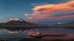 Speachless (Andres Puiggros) Tags: d500 arica chile expedicion nikon workshop chungara lauca sunset atardecer color colour clouds nubes