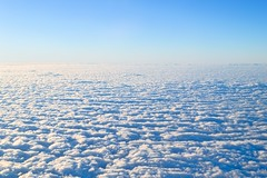 Cloud Cover (M Malinov) Tags: sky beautiful clouds cover blue view облак облаци високо high небе