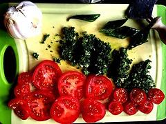 #Vegetables (RenateEurope) Tags: chilli garlic parsley tomato 2018 renateeurope iphoneography herbs bio organic food vegetables