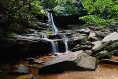 Hidden+1_9658_TCw (nickp_63) Tags: hidden falls hanging rock state park north carolina nc waterfall cascade nature long exposure boulder outdoor forest danbury platinumheartaward creek water