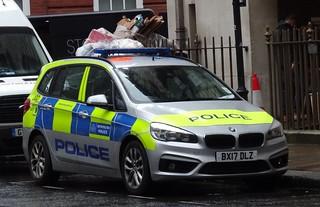 Metropolitan Police - BX17 DLZ