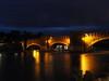 Verona (umberto.dagostino) Tags: italy verona blue hour bridge river adige twilight