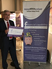Promoting Money Advice Scotland support