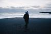 Ben (BurlapZack) Tags: vík southernregion iceland is pentaxk1 pentaxhddfa28105mmf3556eddcwr vscofilm pack01 travel vacation blacksandbeach portrait brother sibling family walk winter cold beach ocean shore cloudy moody reynisfjallmountain reynisdrangar blackpebbles víkímýrdal seafront sea beanie tobaggan myrdalshreppur vesturskaftafellssysla icelandic