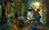 Cabaña del Bosque Mágico (cirooduber) Tags: visualart awardtree trollieexcellence digitalarttaiwan forest magic cabin oniric magicalforest fantasy