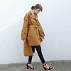 Very Special Button Trench (betrenchcoated) Tags: trenchcoat trench beautifulgirl buttons raincoat regenmantel regenjacke knöpfe buttonedup cotton