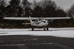 EGLK - Cessna 152 - G-CDTX (lynothehammer1978) Tags: eglk bbs blackbushe blackbusheairport gcdtx cessna152