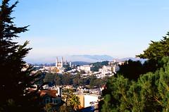 San Francisco on Film (seansdi77) Tags: sanfrancisco california haight canonftb kodak ektar film 35mm ishootfilm analogphotography analogfilm shootfilm