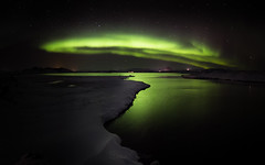 Northern lights (walker.lukas) Tags: iceland walker lukas walkerlukas canon northernlights aurora auroraborealis night nightshot light lights