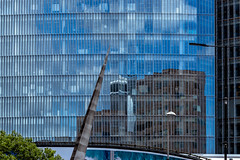 Old London reflected in new London (David @ Rockets Photos) Tags: stockcategories city eos6d canon london architecture
