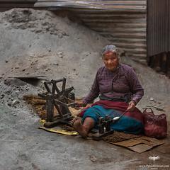Asia / Nepal / Bhaktapur (Pablo A. Ferrari) Tags: pabloferrariart asia nepal bhaktapur men street calle urban city nepali nepalese kathmanduvalley