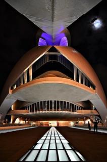 Valencia - Arts Palace of Queen Sofia / Opera #4
