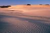 Big Sandhills sunrise, 1989 (NettyA) Tags: 1990s 35mm australia bigsandhills brisbane moretonisland qld queensland bushwalk film sanddunes scannedslide slide slidefilm sunrise