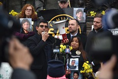 Council Member Carlos Menchaca and Speaker Corey Johnson Attends March For Safe Streets in Park Slope - Credit John McCarten (New York City Council) Tags: district38 featured