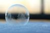 fragile beauty (photos4dreams) Tags: seifenblase gefrohren gefrohrene bubble icy iced snow schnee vereist photos4dreams photos4dreamz p4d photo foto macro makro
