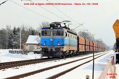 Hz_03_2018_062 (HK 075) Tags: hz hrvatska hk 075 croatia class railway 2062 2044 2063 2041 2132 1141 1142 željeznica yugoslavia balkans rail fanning