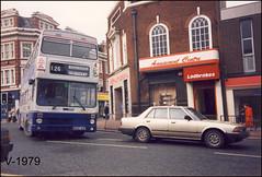 2830 (B830 AOP) ((Stop) The Clocks) Tags: dudley wmt mcw westmidlandstravel mcwmetrobus b830aop people wmpte 2830