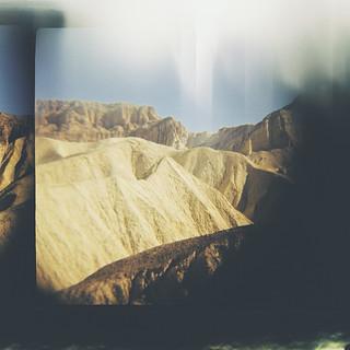 Window to Death Valley