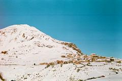 (Román__PG) Tags: nieve montaña asturias film