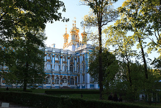 Catherine Palace. Church of Resurrection 3.