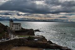 Biarritz_3820 (Luc Barré) Tags: biarritz surf surfs surfeur mer océan vague vagues côte basque balnéaire