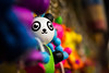 Panda (Rishabh_Sharma_In) Tags: balloon confetti hand raised cheering crowd winning audience party string performance glow stick celebration disco ball canon eos 1200d adobe photoshop lightroom india delhi panda green blue red pink purple yellow eyes amazing beautiful