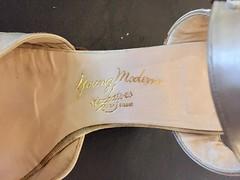 Vintage 1947 Wedding Shoes (profkaren) Tags: 1940sshoes weddingshoes vintageshoes