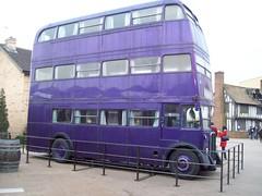 288 AEC Regent III RT - The Knight Bus (robertknight16) Tags: aec british bus knightbus hary potter warner