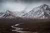 Meltwater (Sarah_Brooks) Tags: bleakmidwinter glencoe scotland scottish mountains river meltwater uk landscape mountainscape highlands