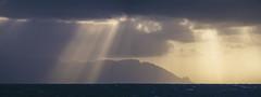 Océano Atlántico (miemo) Tags: atlanticocean canaryislands islascanarias lagomera puntadeteno tenerife em5mkii europe horizon island landscape mountains nature ocean olympus olympus40150mmf456 omd panorama sea spain sunlight travel winter buenavistadelnorte canarias es