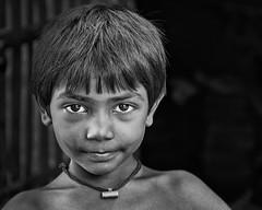 INNOCENCE FACE (mailmesanu20111) Tags: blackandwhitephotography nikon nikonflickraward childhood india people indianpeople monochrome lightandshadow poverty