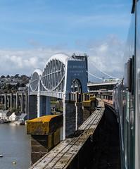 Falmouth (9) (BaggieWeave) Tags: isambardkingdombrunel saltash royalalbertbridge gwr greatwesternrailway greatwesternmainline devon train
