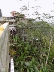 Bali Kintamani Village Edge 20171201_115953 DSCN0185 (CanadaGood) Tags: asia seasia asean indonesia bali kintamani bangli mountain volcano building tree canadagood 2017 thisdecade color colour rain indonesian balinese green