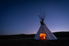 A Place to Lay Your Head (JeffMoreau) Tags: tipi village browning montana sony a7ii zeiss 16mm landscape