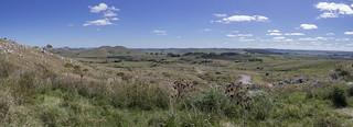 Vista de las Sierras, Departamento de Lavalleja, Uruguay
