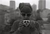 film (La fille renne) Tags: film analog 35mm olympusom10 50mmf18 olympus kosmofoto kosmofotomono100 blackandwhite monochrome portrait poulettemagique