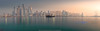 Dubai Marina (http://arnaudballay.wix.com/photographie) Tags: 2018 night dubai seascape longexposure nuit nikond610 mer émiratsarabesunis ae marina dubaimarina palmjumeirah panorama skyline uae lightroom princesstower skyscrapper sun sunet sunset