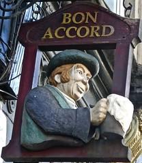 Bon Accord - Glasgow (garstonian11) Tags: pubs scotland glasgow pubsigns realale gbg2018 camra